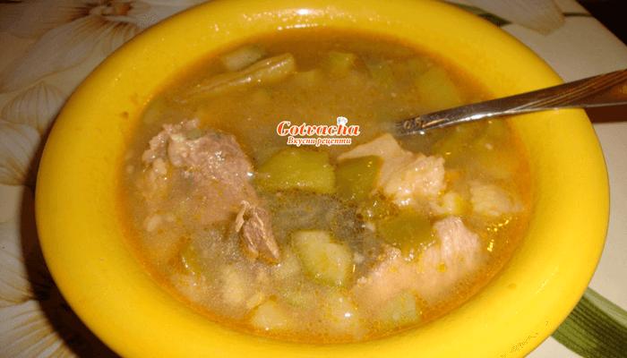 mandja-kartofi-fasul-i-svinksko-meso