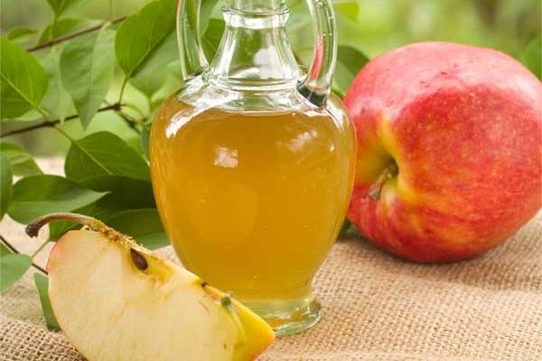 Как се прави ябълков оцет?