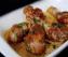 Пържени  пилешки  бутчета с лук