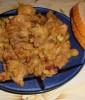 svinsko meso s praz