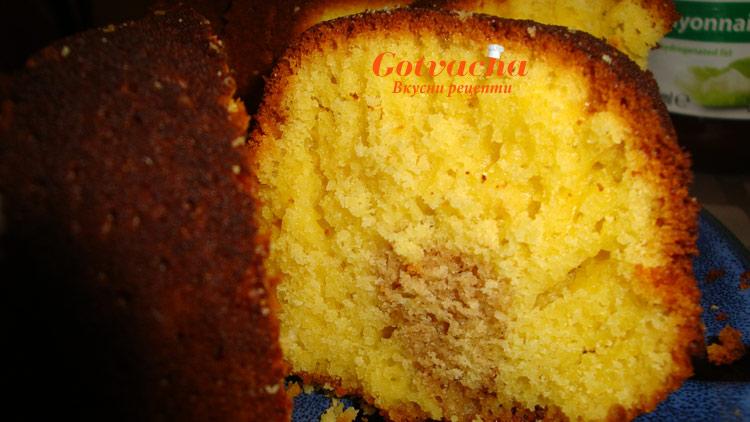 Рецепта за лесен и вкусен кекс с яйца