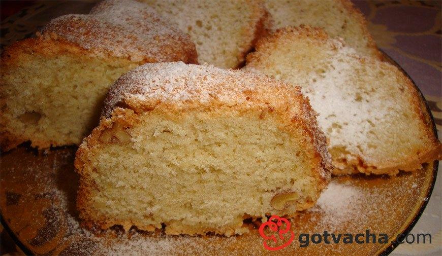 recepta za lesen keks s natrosheni orehi