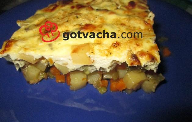 Рецепта за мусака с картофи и кайма