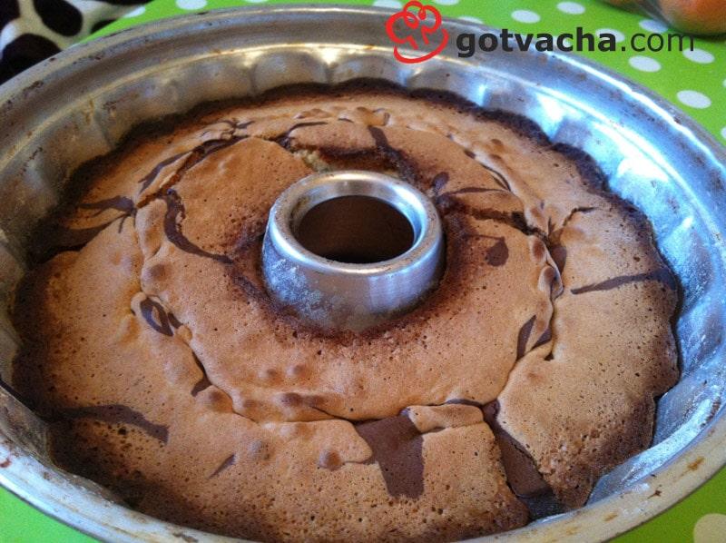 Рецепт кексов на сметане с какао