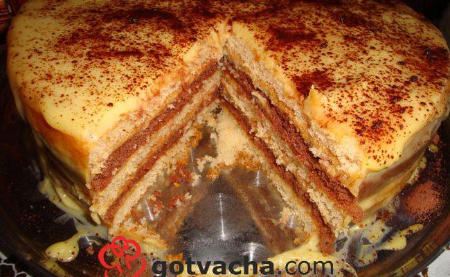 Домашен блат за торта