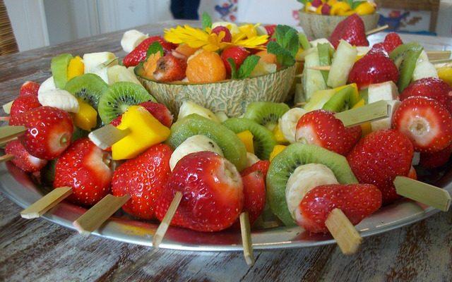 Плодов десерт