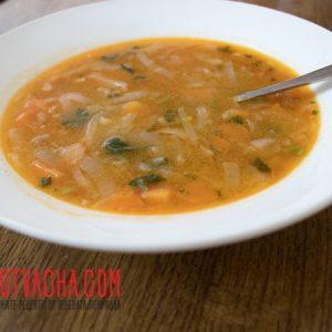 Лучена супа